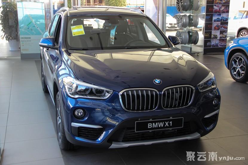 宝马X3云南红河试驾体验 聚云南房产汽车网 红河中顺宝