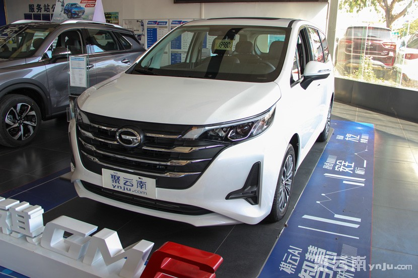广汽传祺GM6 聚云南房产汽车网 红河汽车网