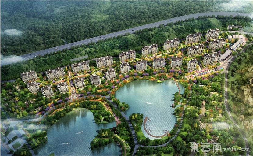 [看房日记]建水·中央公园 施工进度实景 推出140㎡湖景房