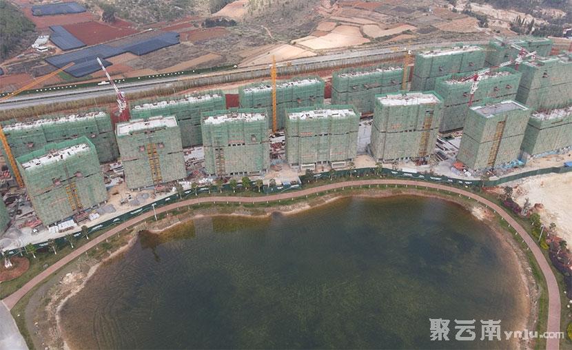 红河州建水中央公园 聚云南房产网 红河房产网 建水房产网 建水新房