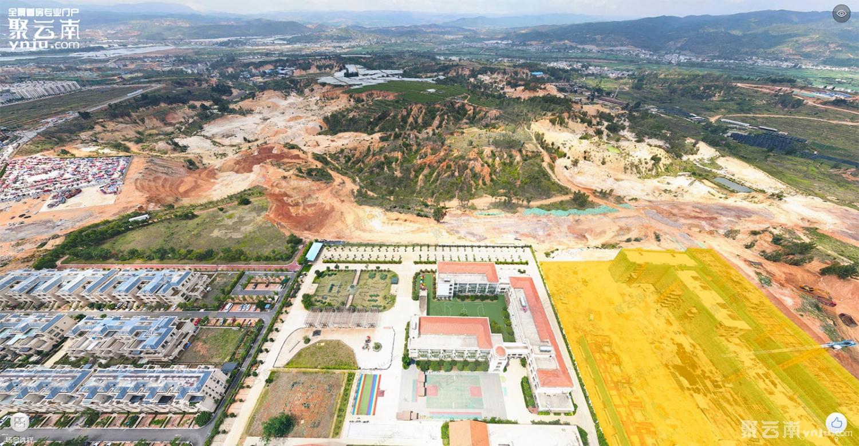 红河州建水临安新区 聚云南房产网 红河房产网 建水新小区 建水在售新盘 建水房产网