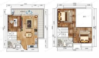 公寓-1-94㎡