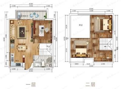 公寓-2-85㎡